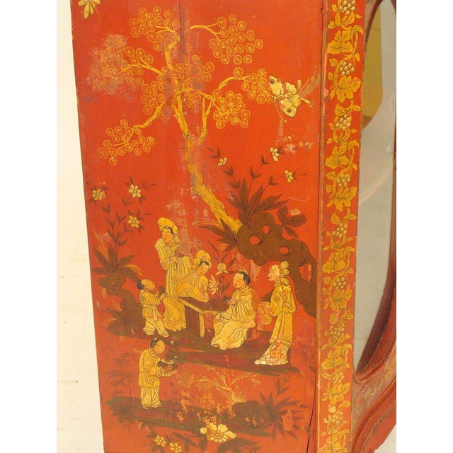Chinoiserie Decorated Cabinet - Image 9 of 10