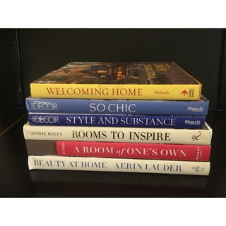 Coffee Table Books - Interior Design - Set of 6 Preview