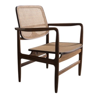 """""""Poltrona Oscar"""" chair by Sergio Rodrigues, Brazil, 1956. For Sale"""