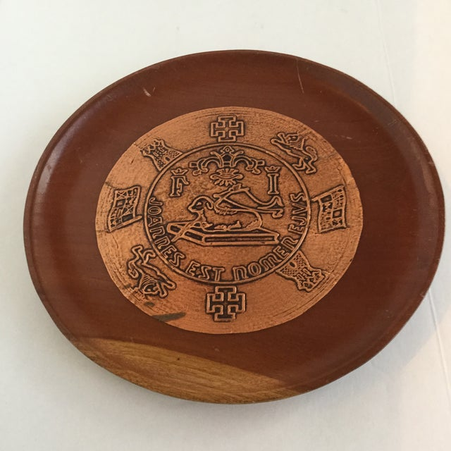 Traditional Puerto Rico Plate For Sale - Image 3 of 10