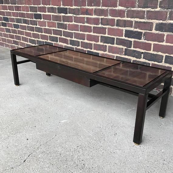 Mid-Century Modern Dunbar Long Coffee Table For Sale In Cleveland - Image 6 of 6