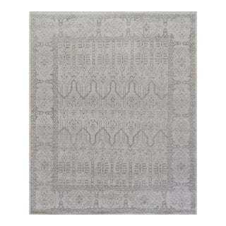 """Mansour Genuine Handwoven Rug - 8'3"""" X 9'10"""" For Sale"""