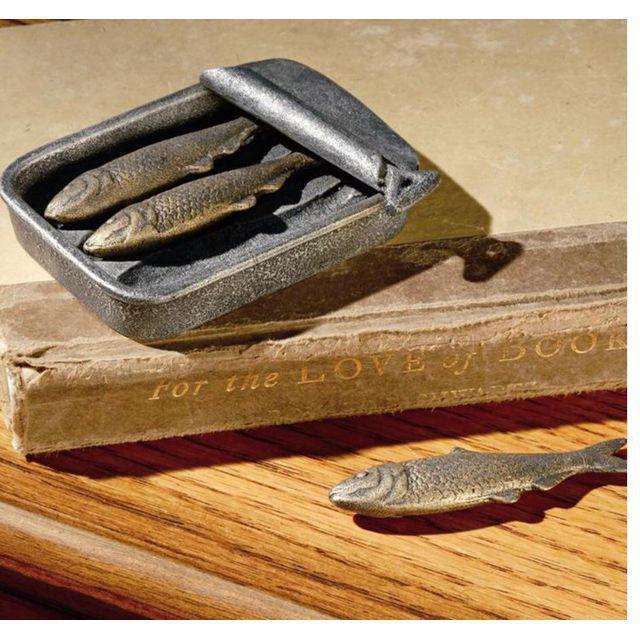 Sardine Tin Decor - Image 2 of 7