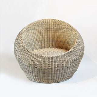Outdoor Rattan Bubble Chair Preview