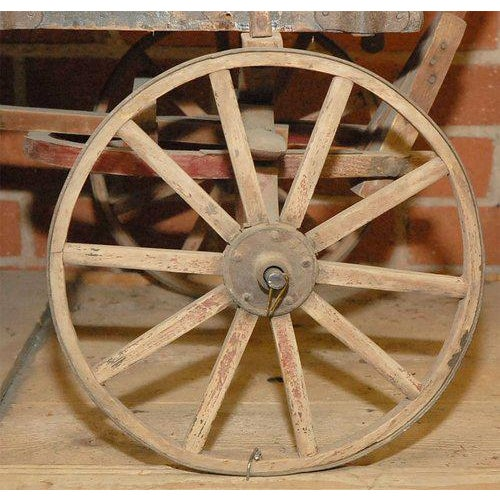 Rustic Childs Wagon from New England For Sale - Image 3 of 9