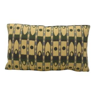 Mid-Century Bolster Pillow