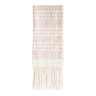 Blush Chiapas Hand Towel For Sale