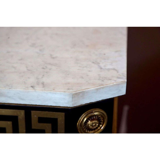 Neoclassical Consoles by Jansen - A Pair - Image 7 of 10