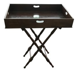 Image of British Colonial Tray Tables