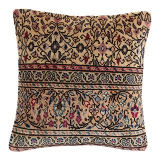 Bohemain Turkish Rug Pillow Cover For Sale