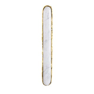 Covet Paris Tiffany Marble Cm3026 Cabinet Handle For Sale