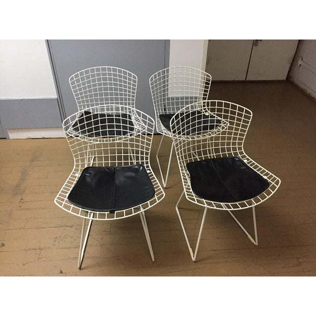 Mid-Century Modern Knoll Dining Chairs - Set of 4 For Sale - Image 9 of 9