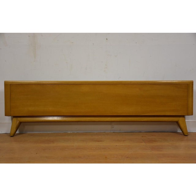 Red Lion Bleached Mahogany Full Bed - Image 6 of 6