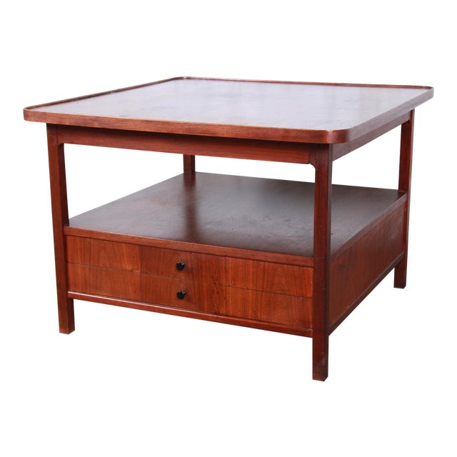 Jack Cartwright for Founders Rosewood Cocktail Table or Occasional Table For Sale