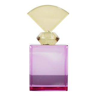 Late 20th Century Vintage Van Teal Perfume Bottle For Sale