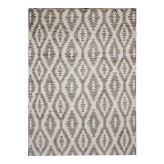 """Hand Knotted Navajo Style Rug- 7'8"""" x 10'2"""" For Sale"""