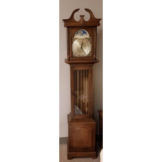 Windsor Clock Company Grandmother Clock For Sale