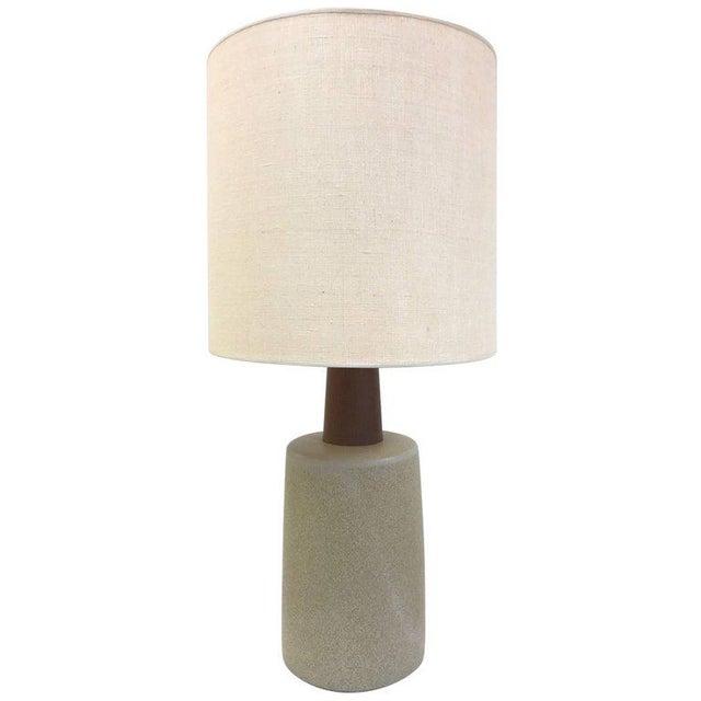 Gordon Martz Ceramic Lamp For Sale In New York - Image 6 of 6