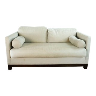 Cisco Home Linen Sofa For Sale