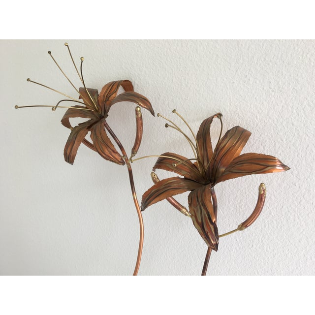 1970s Copper & Brass Wall Art - Image 5 of 6