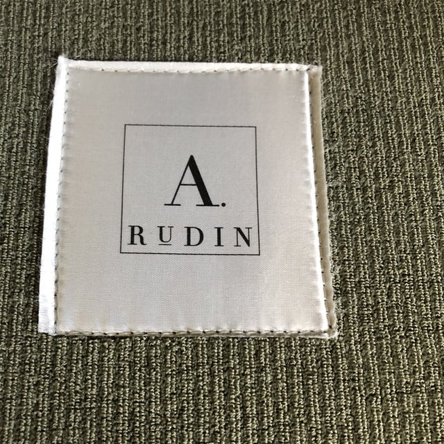 A.Rudin Rolled Arm Lounge Sofa For Sale - Image 10 of 13