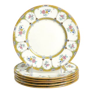 Minton Solway Luncheon Plate - Set of 6 For Sale