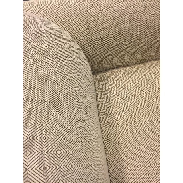 Contemporary Beige Upholstered Sofa - Image 6 of 7