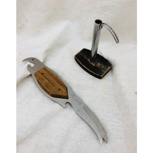 Vintage Bird Bar Tool For Sale In Raleigh - Image 6 of 13