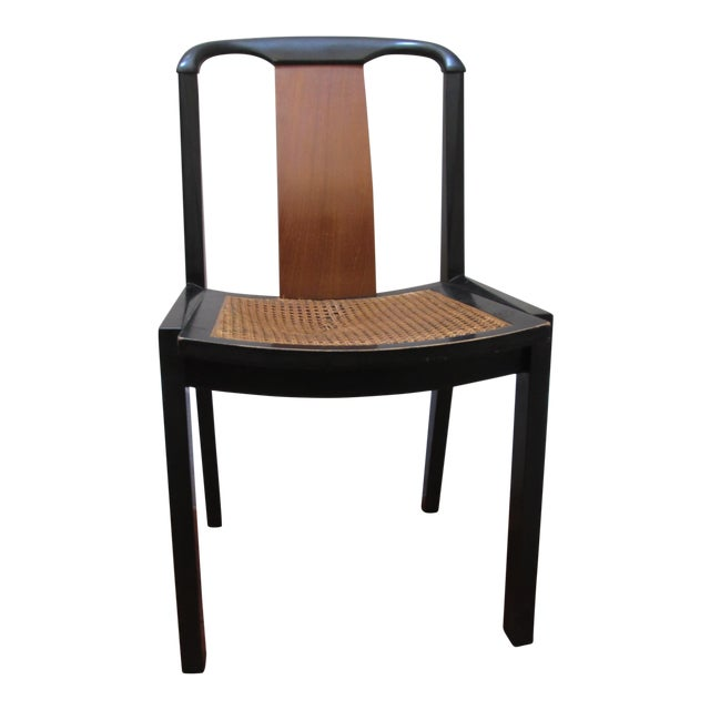 1950s Mid-Century Modern Michael Taylor for Baker Furniture Side Chair For Sale