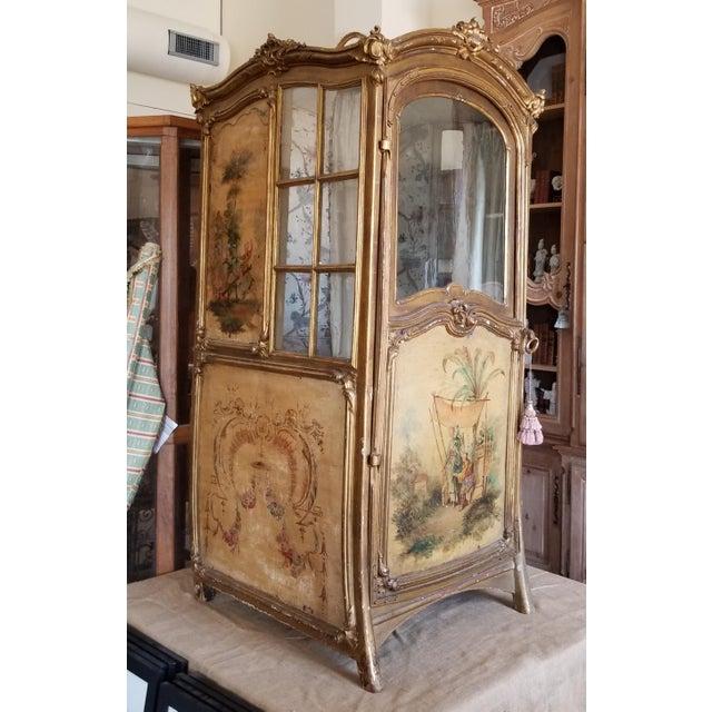 19th Century Italian Sedan Chair For Sale - Image 4 of 12