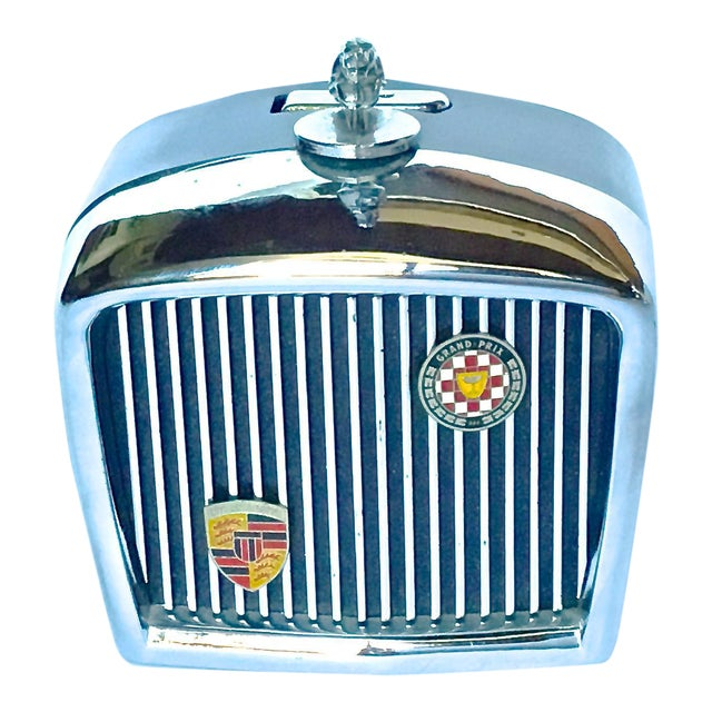Vintage Jaguar Grill Novelty Lighter For Sale