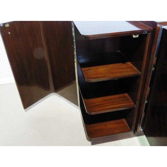 Ralph Lauren Duke Mahogany Low Media Cabinet For Sale In Philadelphia - Image 6 of 9