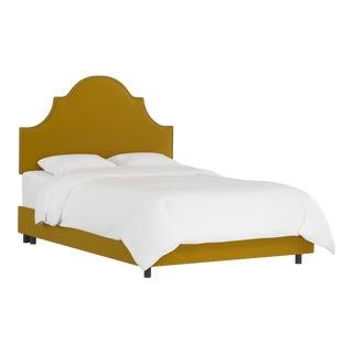 Queen Bed, Monaco Citronella For Sale