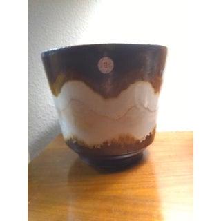 Vintage Mid-Century Uebelacker Flower Pot Preview