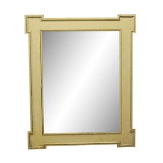 Waldorf Astoria Hotel Tan Mantel Mirror For Sale