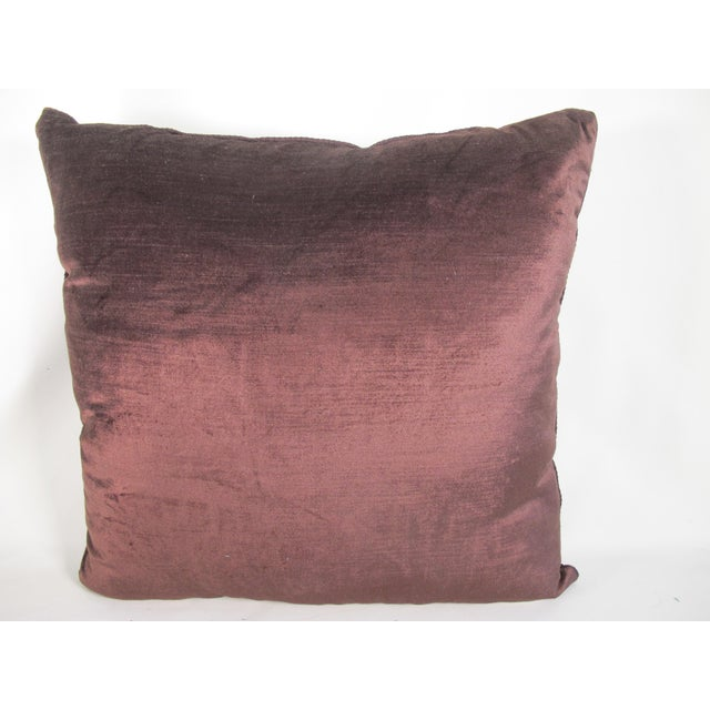 Traditional Renaissance Style Fortuny Pillow For Sale - Image 3 of 5