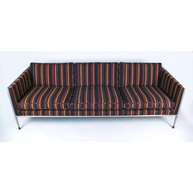 Mid-Century Modern 1960s Architect's Sofa For Sale - Image 3 of 8