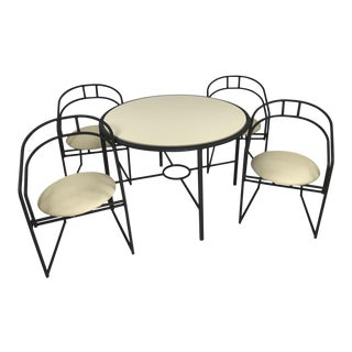 Vintage Cal-Style Furniture Dining Set