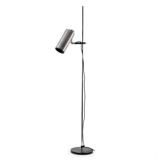 World class maria pergay stainless steel floor lamp for ugine maria pergay stainless steel floor lamp for ugine gueugnon image 7 of 7 aloadofball Image collections