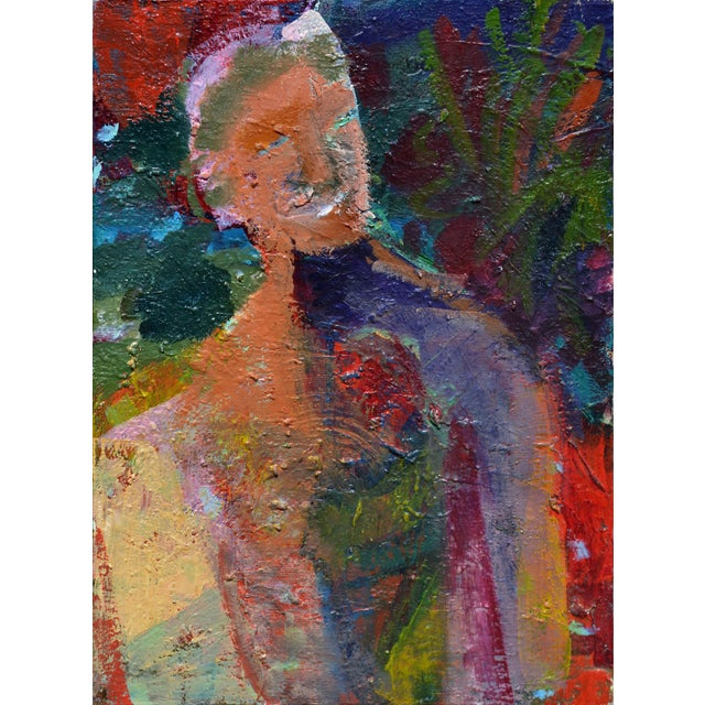Abstract Male Figural Abstract For Sale - Image 3 of 3