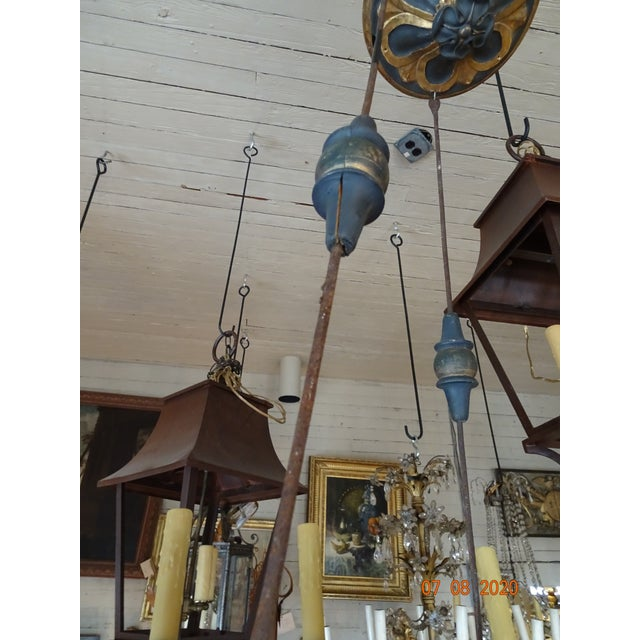 19th Century Italian Chandelier For Sale In New Orleans - Image 6 of 13