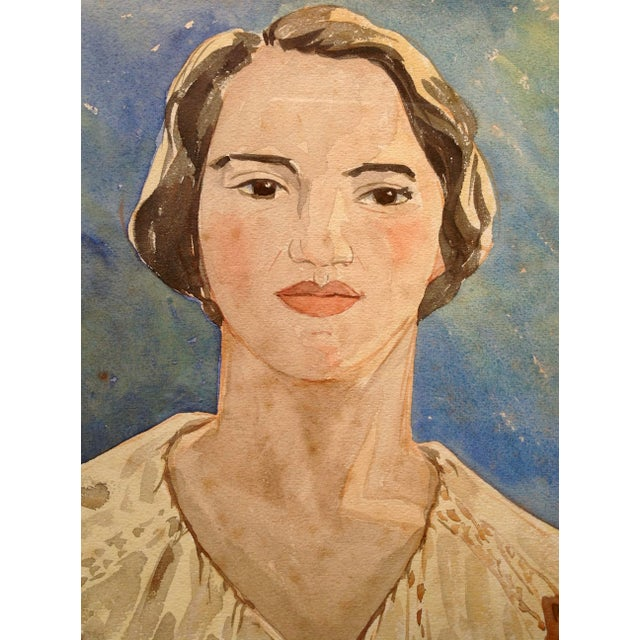 Portrait of a Lady - Image 3 of 7