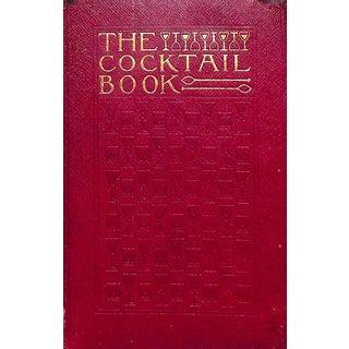"""The Cocktail Book"" Original Book"