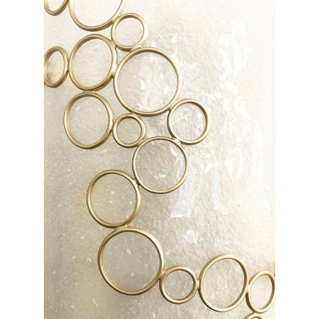 Murano Glass Anelli Wall Light by formA For Sale In New York - Image 6 of 10