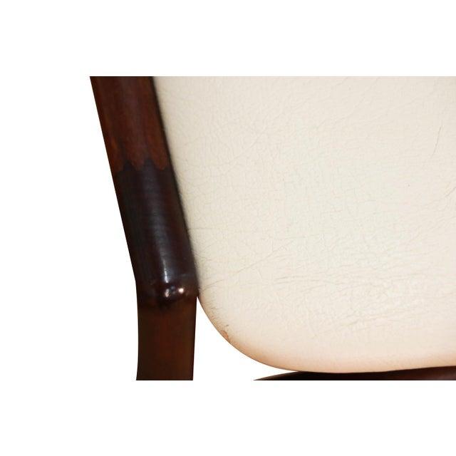 Anderstrup Mobelfabrik Uldum Rosewood Mid Century Danish Dining Chairs For Sale - Image 11 of 12