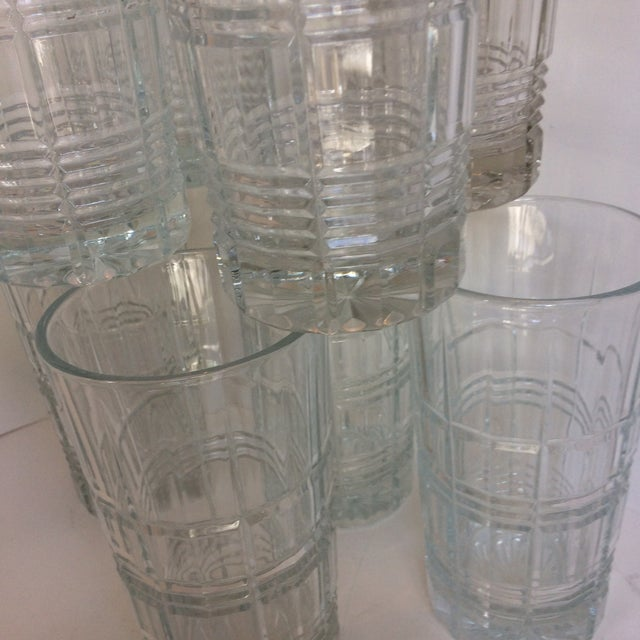 Waterford Marquis Crosby Hi-Ball Glasses - Set of 8 For Sale - Image 10 of 11