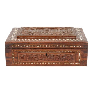 19th Century Anglo-Indian Box For Sale