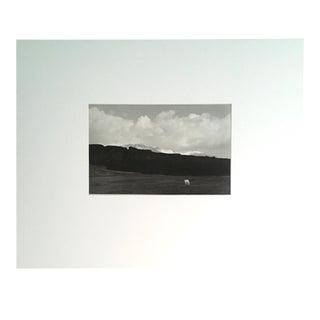 "1970s ""Thingveillir"" Icelandic Landscape Photograph by Fred Picker For Sale"