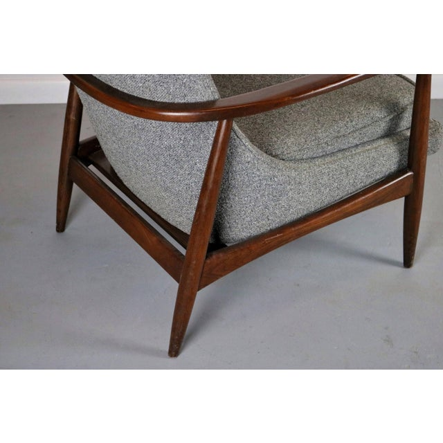 Mid-Century Modern Mid-Century Lounge Chair For Sale - Image 3 of 4