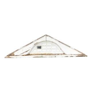 Architectural Transom Triangular Window